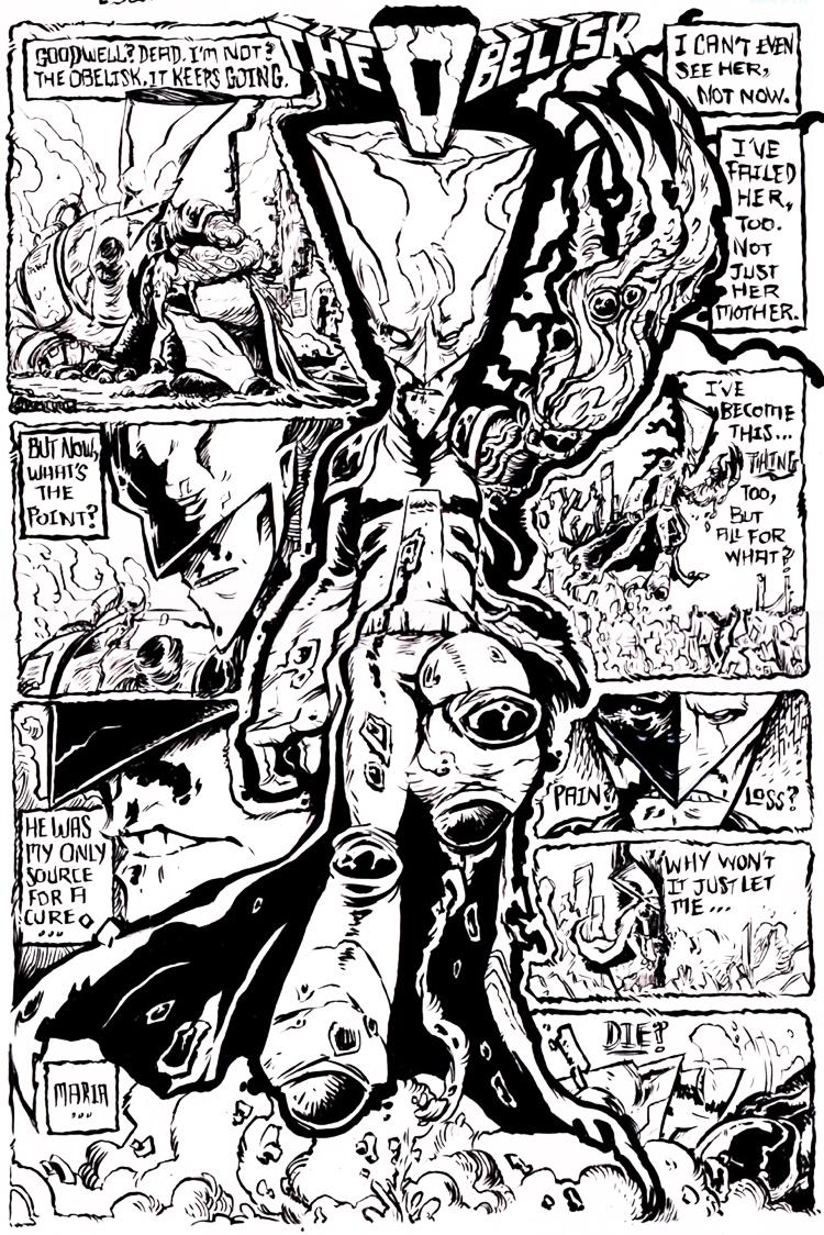Obelisk, Page 1