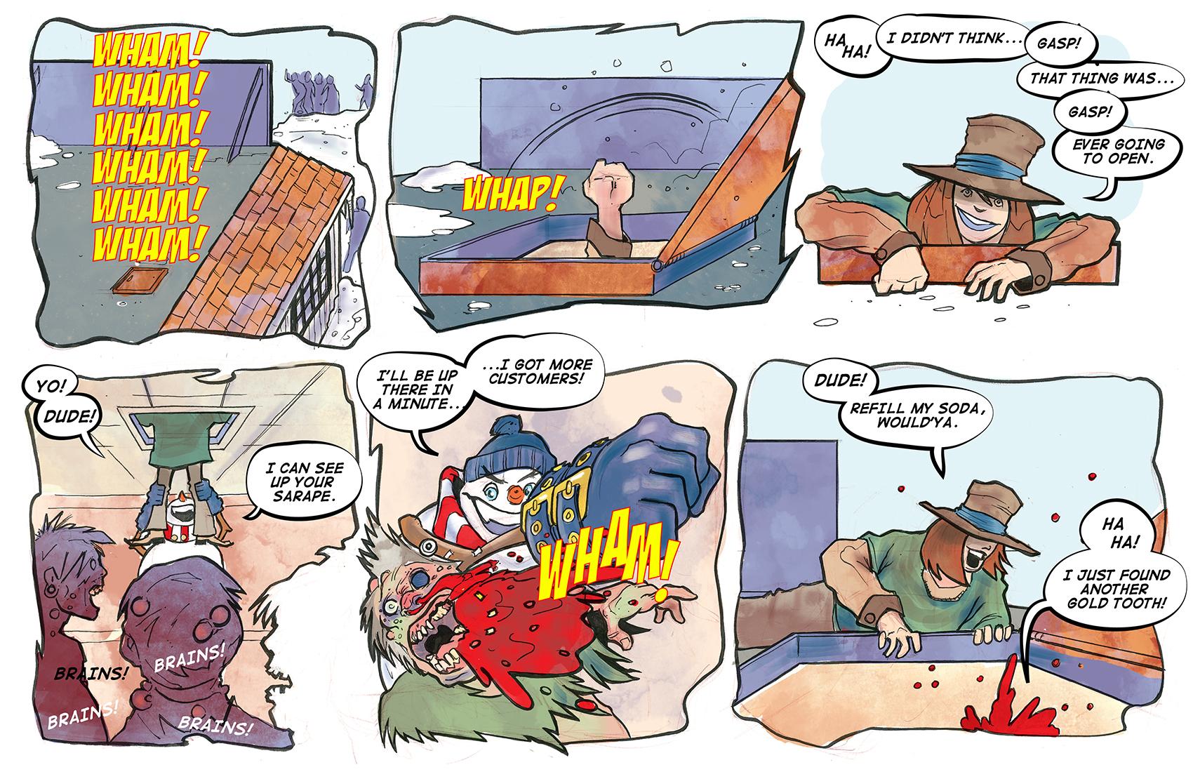 Snowbob pg. 26