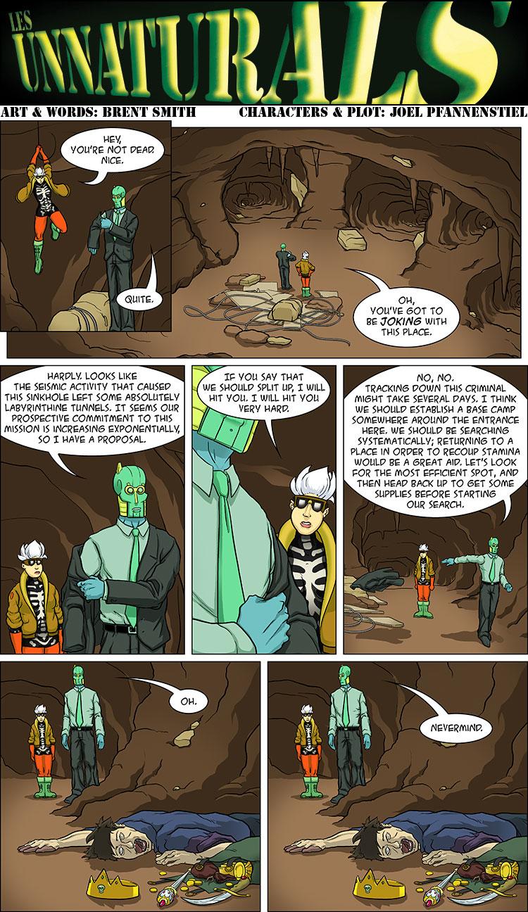 Les Unnaturals pg.86